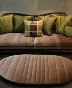 Edmonton Upholstery Cleaning - loveseat